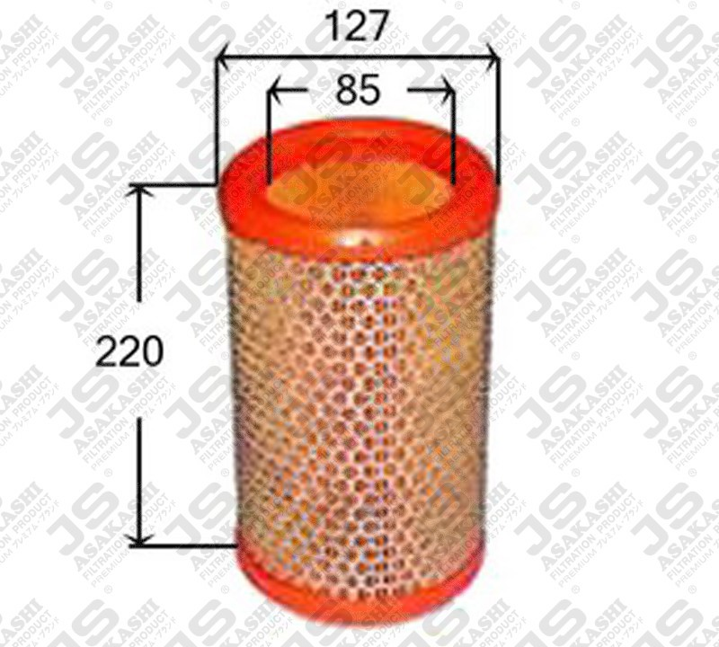 FORD 5004263 Air Filter