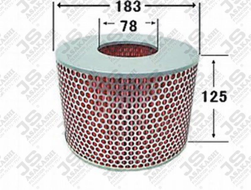 TOYOTA 17801-54010 Air Filter