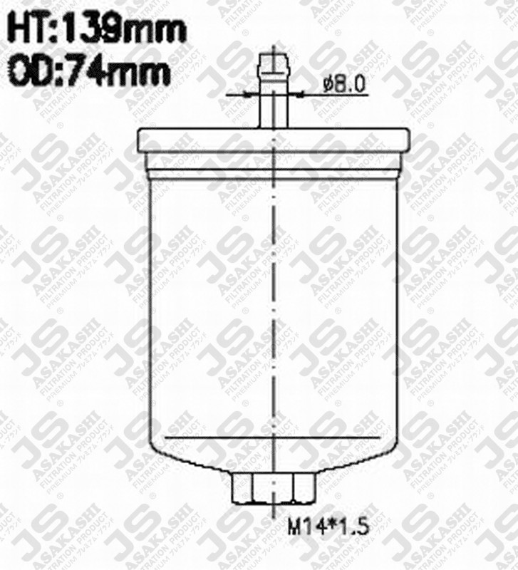 0450905020 bosch 0 450 905 020 fuel filter for bosch