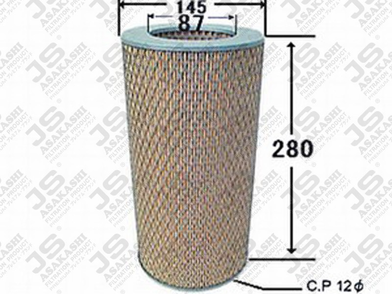 TOYOTA 17801-67040 Air Filter