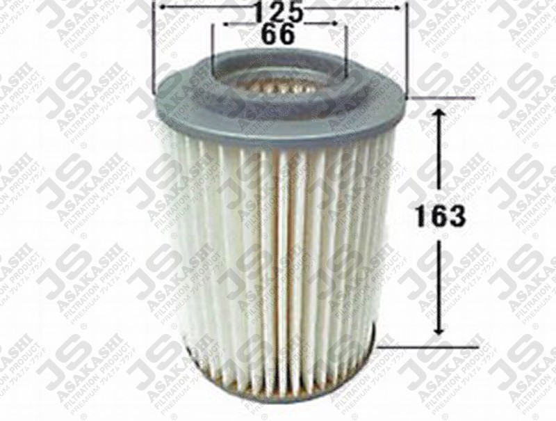 TOYOTA 17801-87804 Air Filter
