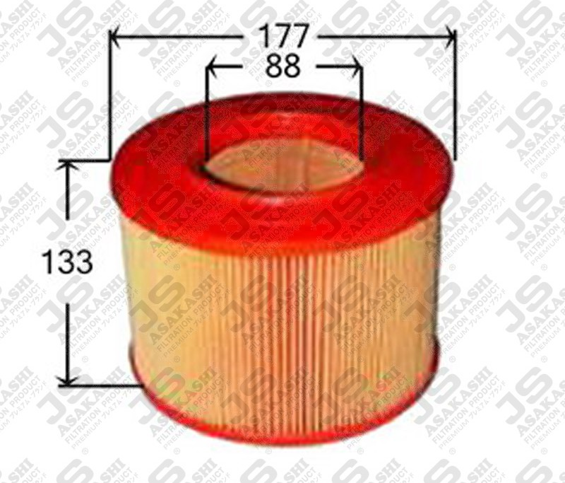 FORD 5025068 Air Filter