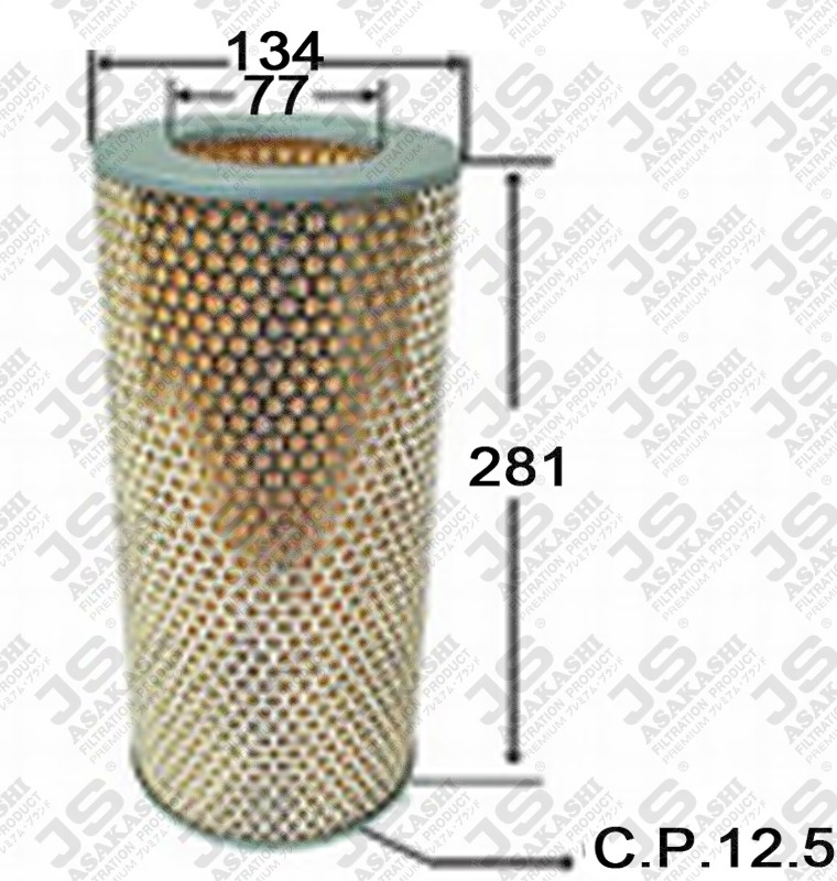 TOYOTA 17801-31040 Air Filter