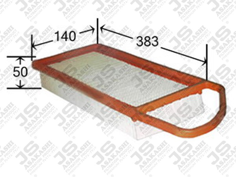 FORD 1147681 Air Filter