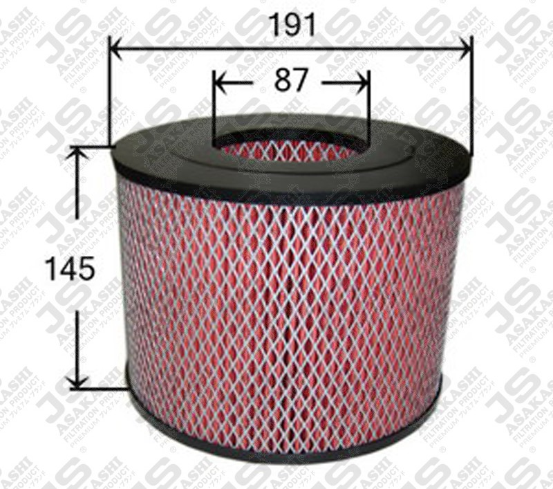 TOYOTA 17801-44070 Air Filter