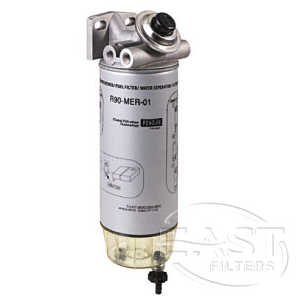 Racor Fuel Filter >> R90MER01,RACOR R90-MER-01 Fuel filter for RACOR