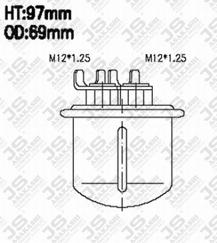 33555 wix canada 33555 fuel filter for wix canada